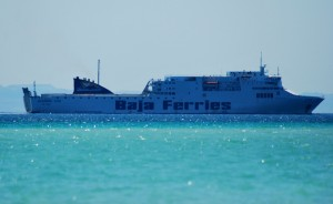 Loreto by Ferry