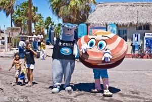 Mision Loreto Properties Community Outreach Conservation Mascots