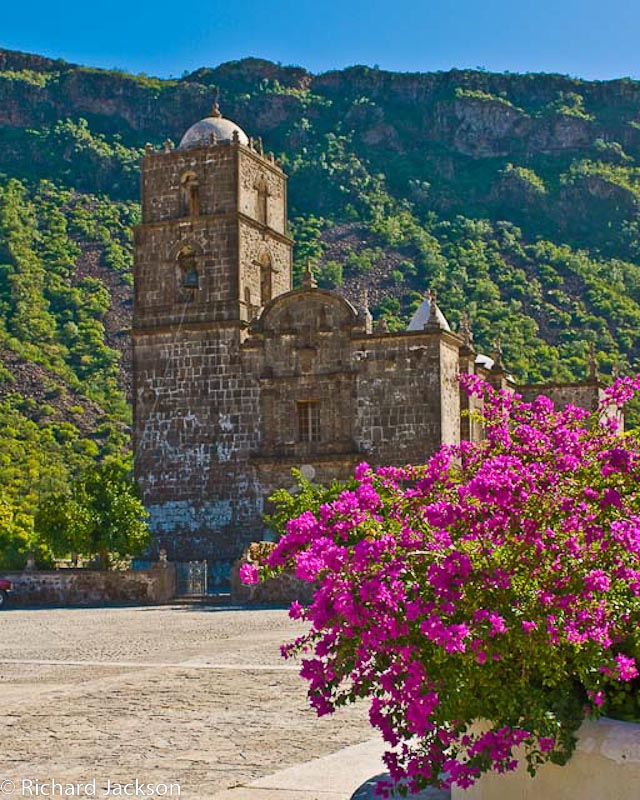 san javier, first missions in Loreto