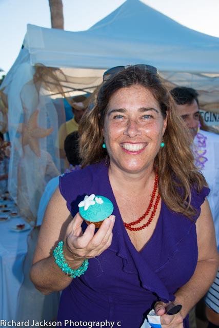 First Annual Chocolate Clam Festival in Loreto. Delicious Desserts at the first annual Loreto Clam Festival