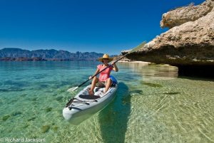 Kayaking in Loreto Mision Loreto Properties
