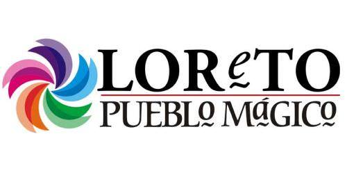 Loreto Pueblo Magico Logo