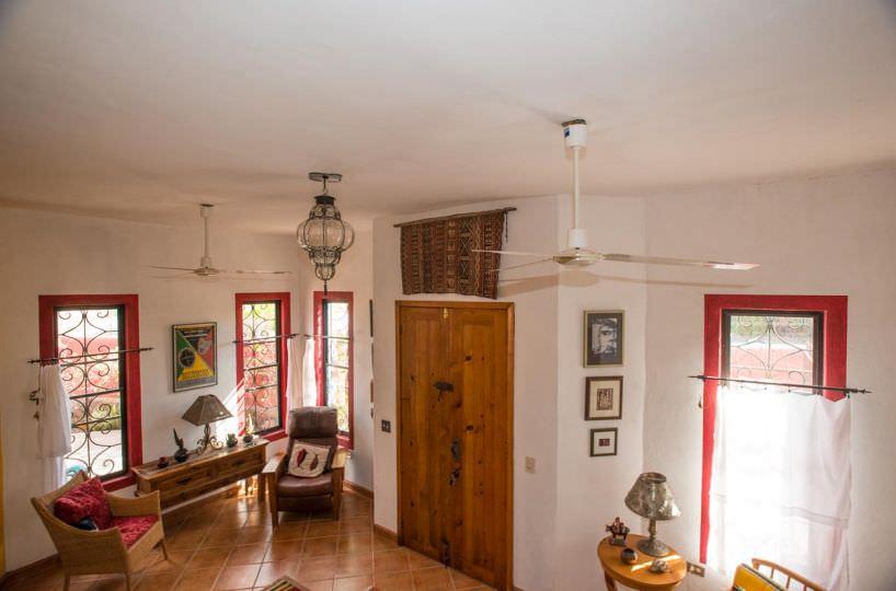 Casa Sueño de Colores Living room C