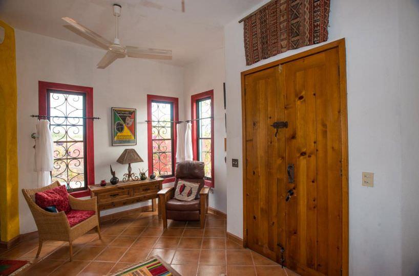 Casa Sueño de Colores living room A