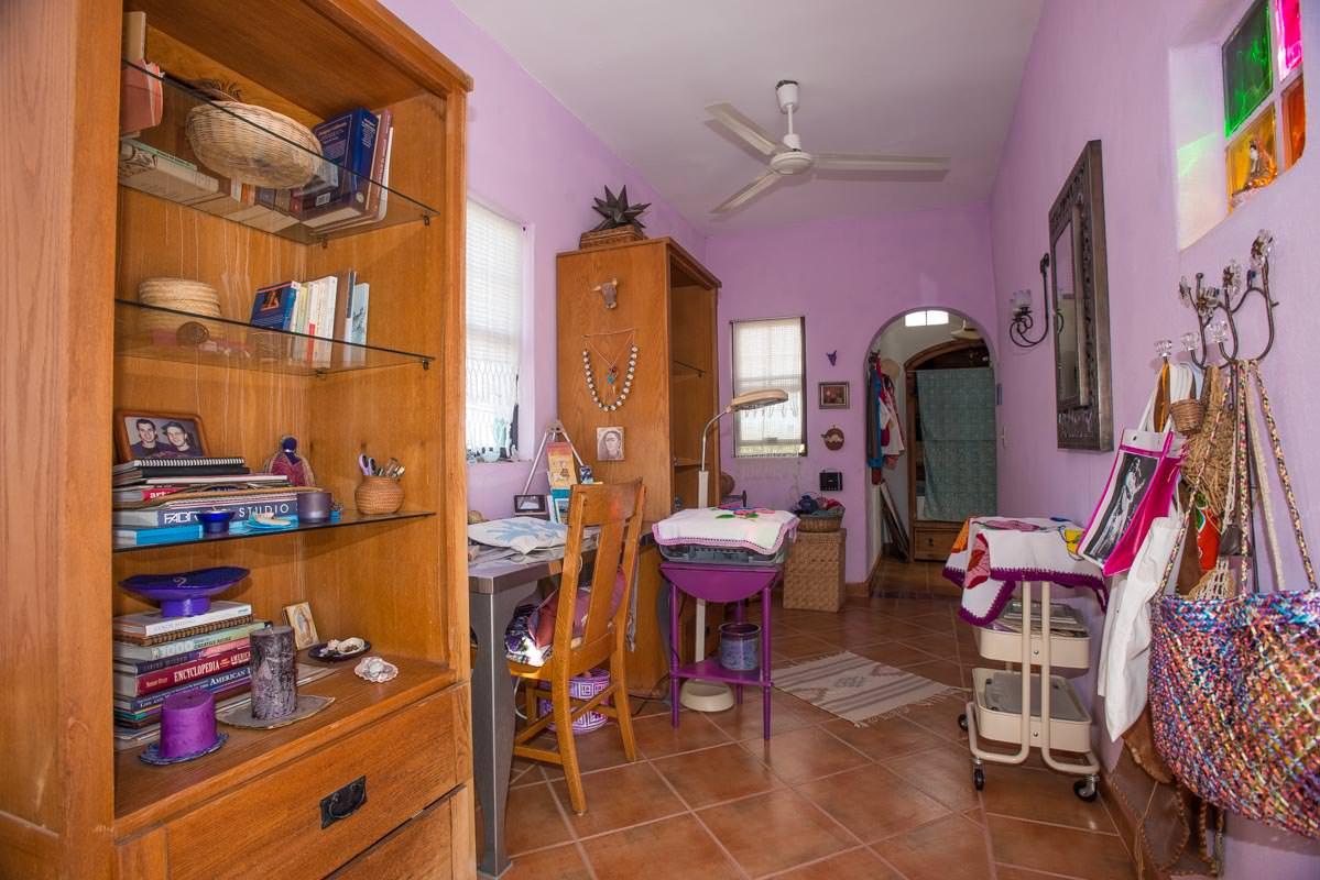 Casa Sueño de Colores upstairs den A