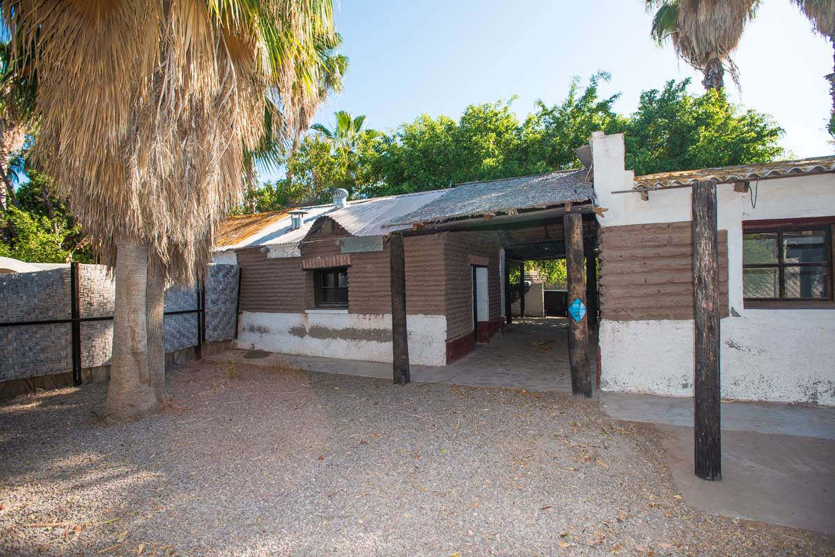 Sold Adobe Building In The Historic District Of Loreto