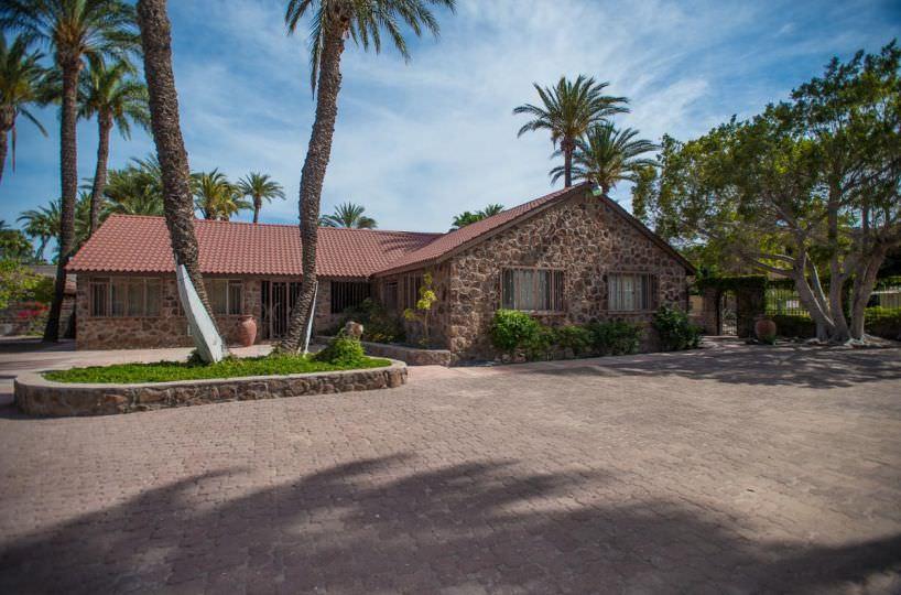 Stone House in Loreto