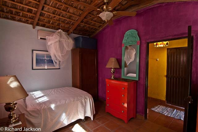 Hacienda Style Mexican Home in Loreto Guest room1