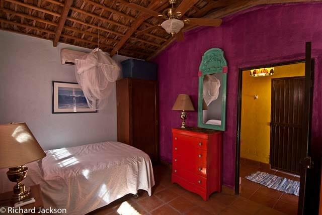 Hacienda Style Mexican Home in Loreto Guest room1