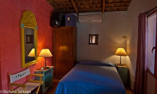 Hacienda Style Mexican Home in Loreto guest room2