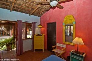 Hacienda Style Mexican Home in Loreto guest room 2b