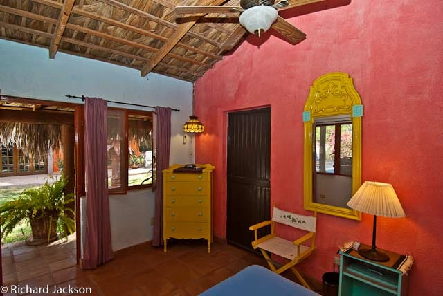 Hacienda Style Mexican Home in Loreto guest room 2b