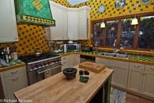 Hacienda Style Mexican Home in Loreto kitchen 1