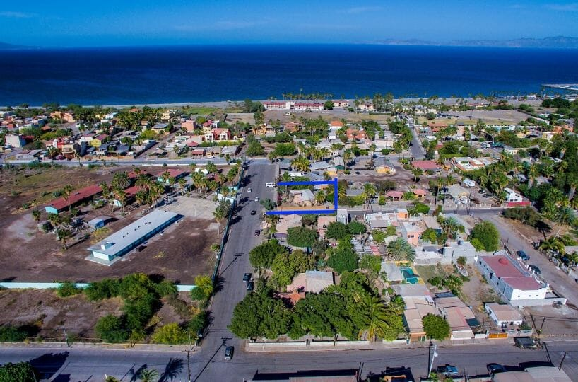 Home for sale in Nopolo, Loreto Baja Sur, Move in Ready!: House for sale in Loreto
