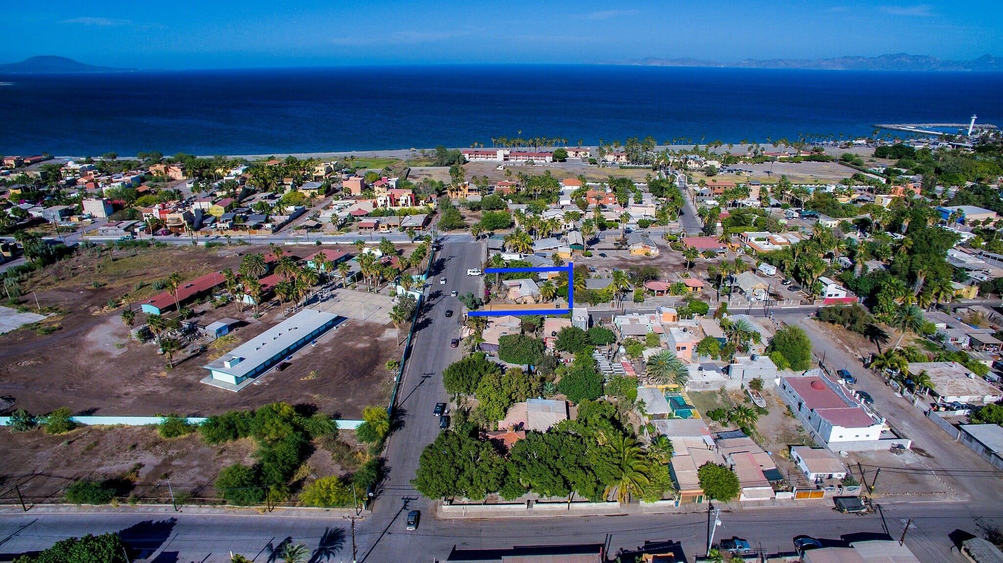Home for sale in Nopolo, Loreto Baja Sur, Move in Ready!: House for sale in Loreto