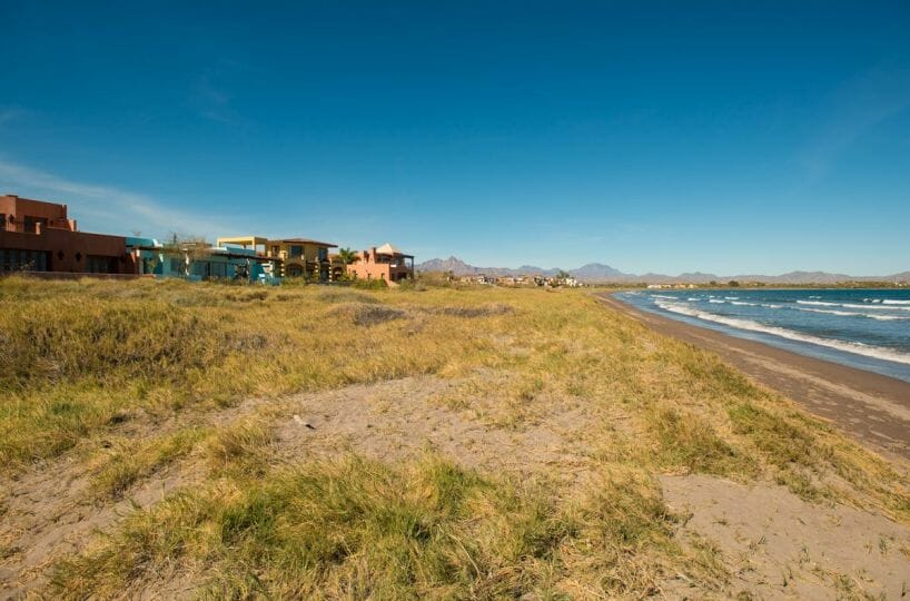 Loreto Bay Beach: Mision Loreto Properties