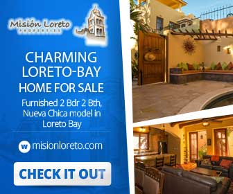 Charming Loreto Bay Home 2 Bd 2 Bth