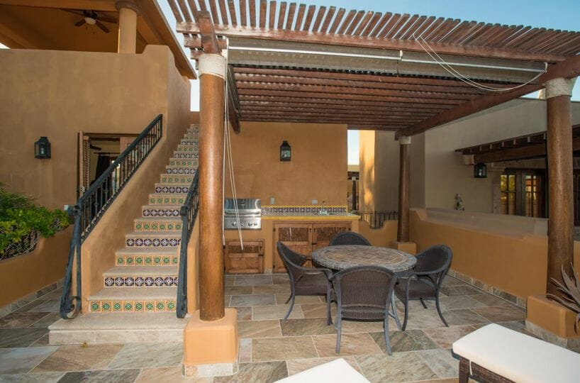 Charming two bedroom two bathroom Loreto Bay Home with great views and steps to the Sea! BBQ grill