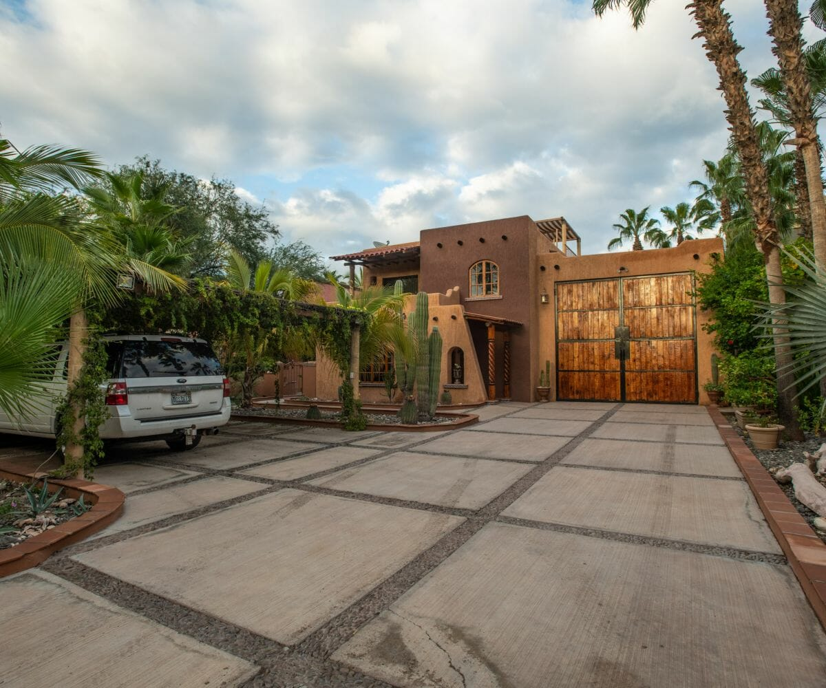 288 Davis St Loreto, Baja California Sur Mexico: three bedroom and two bathroom home: Casa in Loreto