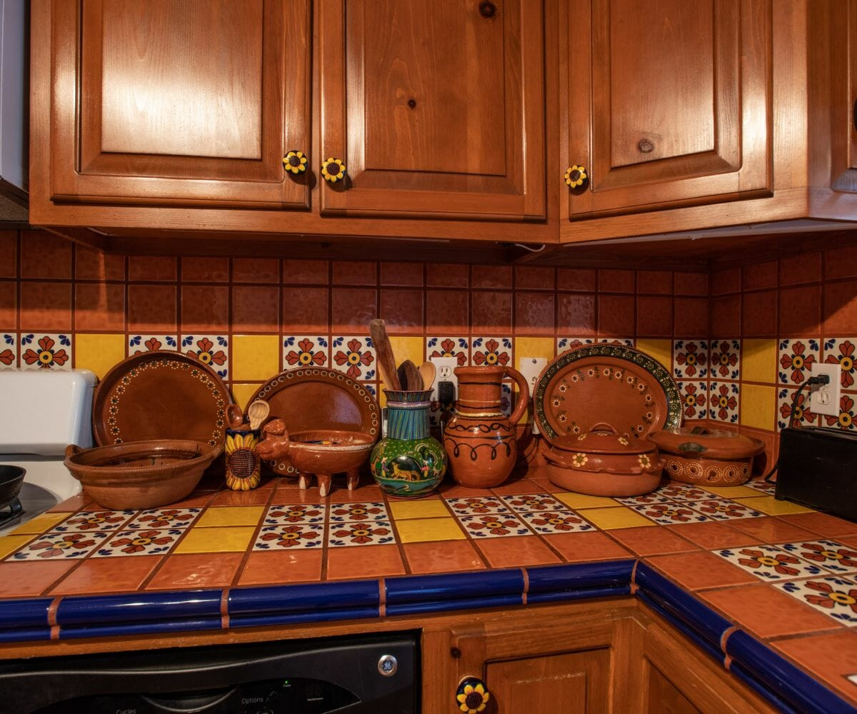 288 Davis St Loreto, Baja California Sur Mexico Mexican inspired kitchen