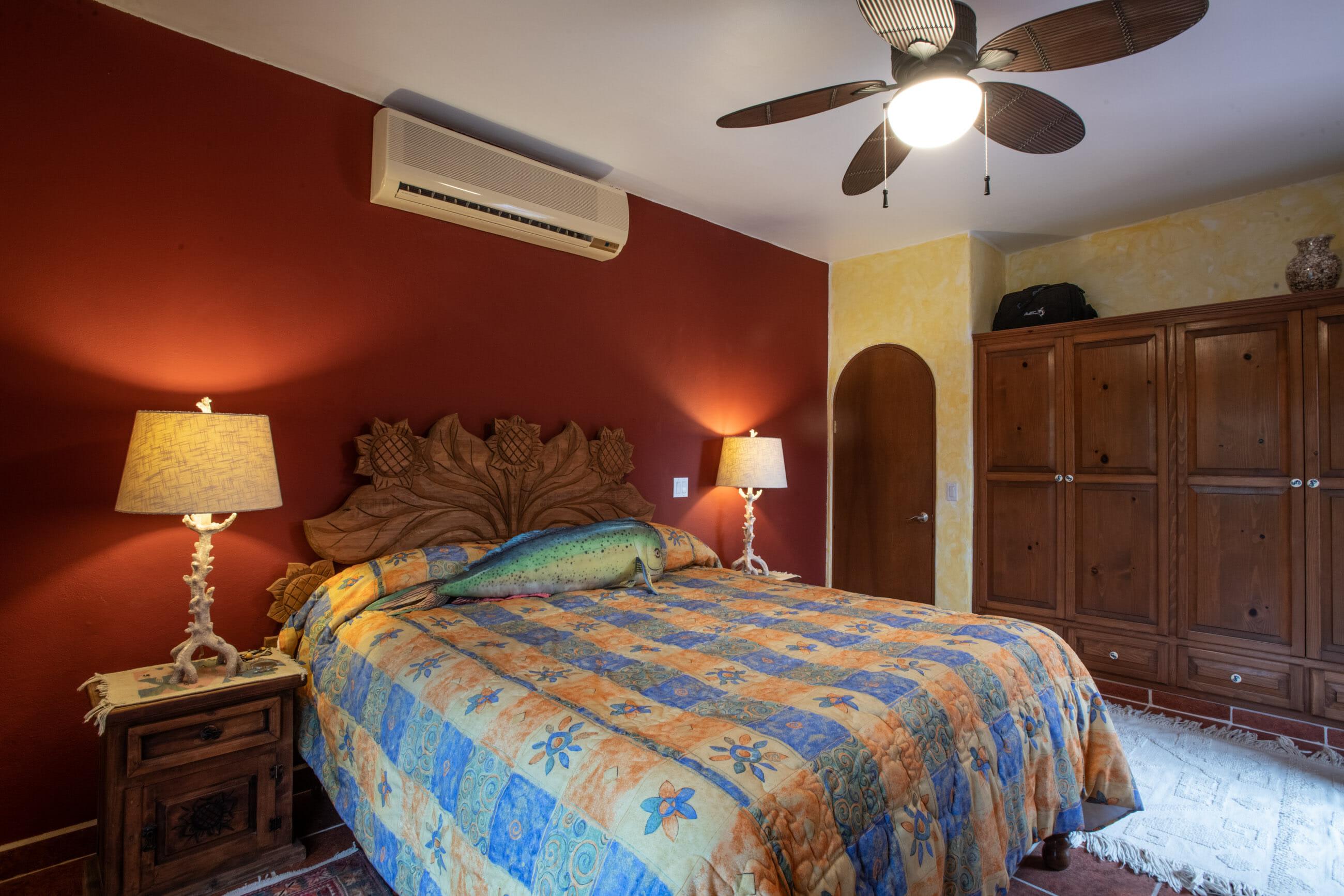 288 Davis St Loreto, Baja California Sur Mexico: Second guest bedroom