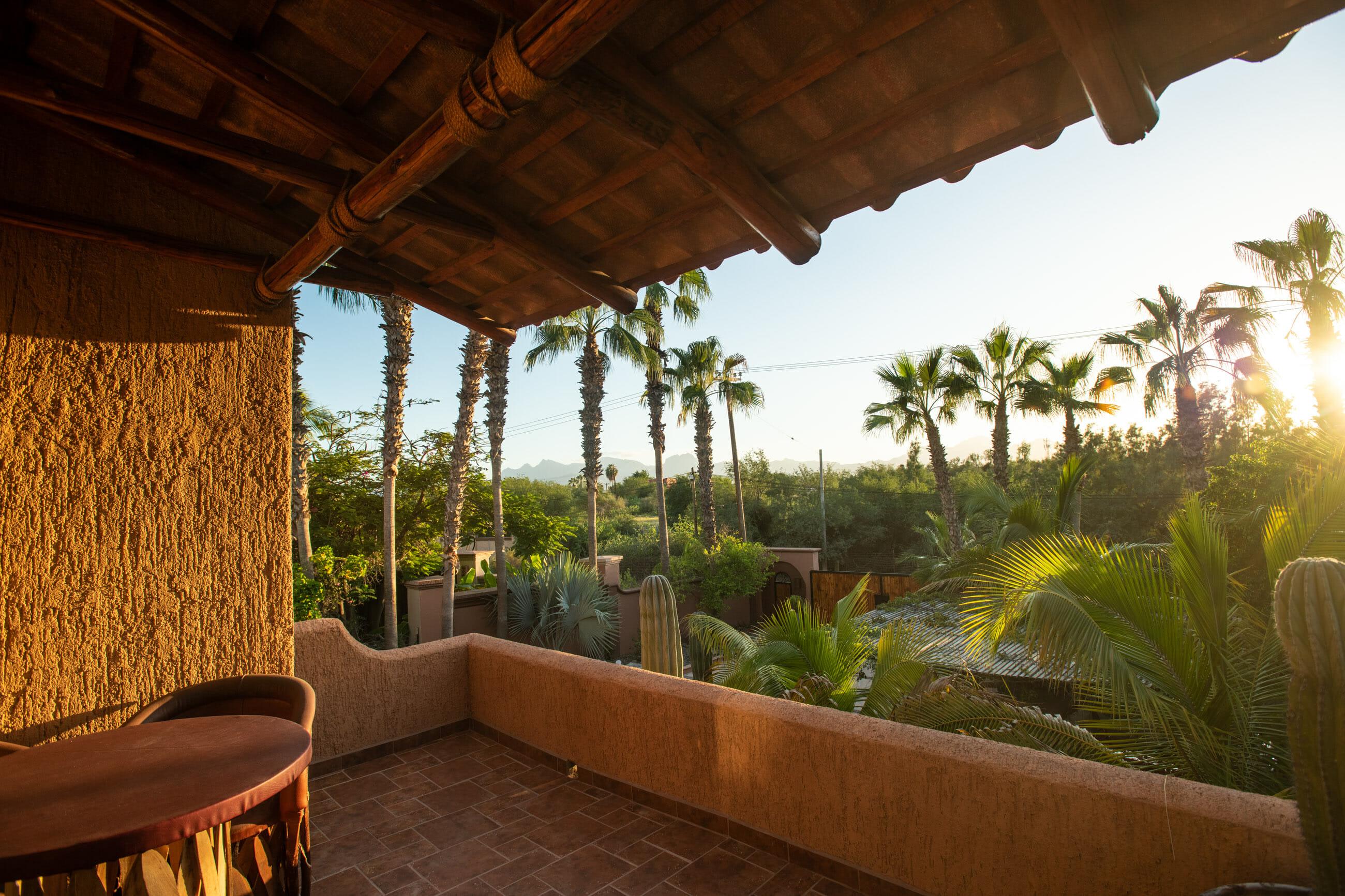 288 Davis St Loreto, Baja California Sur Mexico: second floor front terrace