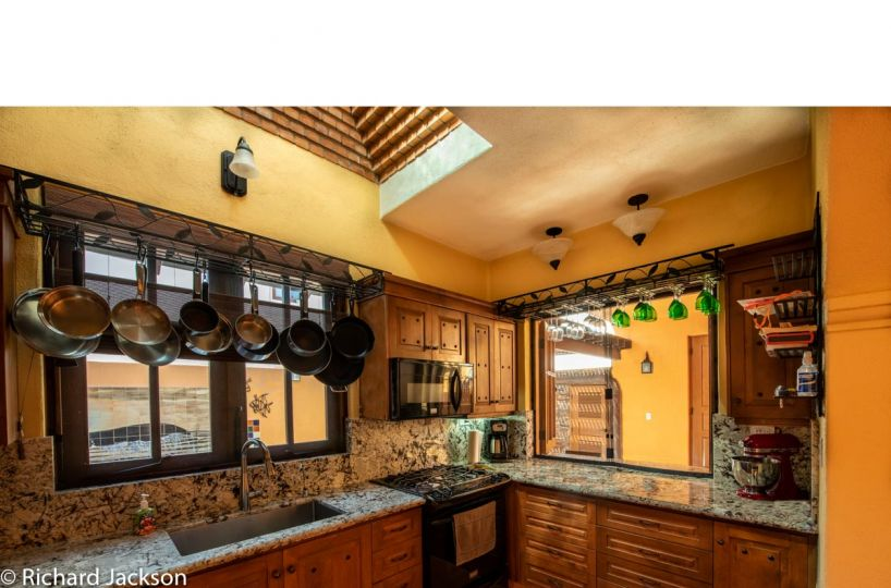 Loreto Bay Home with views and private pool: Breakfast and Margarita Bar