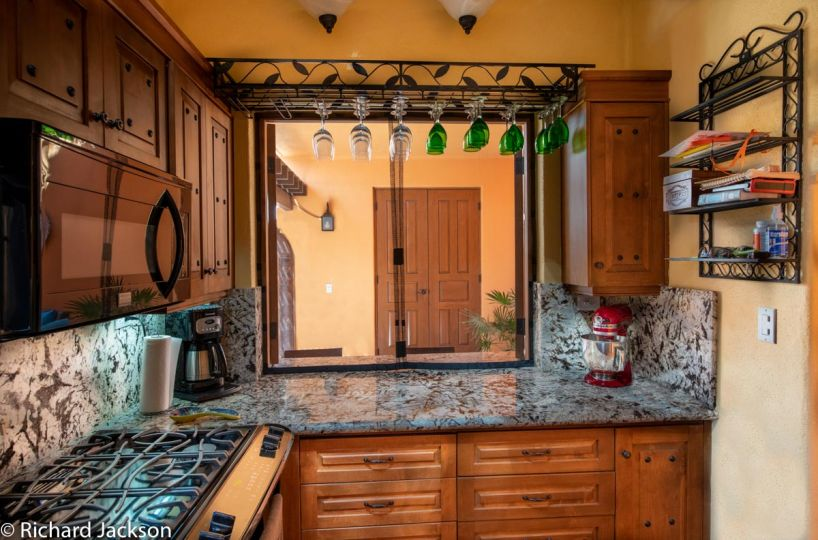 Loreto Bay Home with views and private pool: Margarita Bar