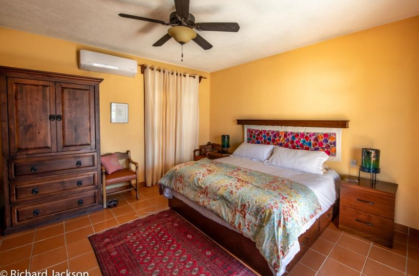 Loreto Bay Home with views and private pool: Upstairs Bedroom