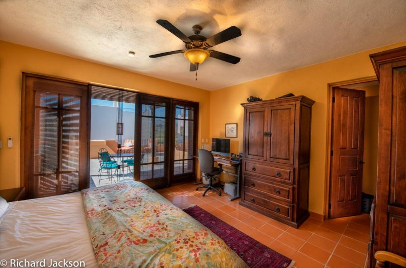 Loreto Bay Home with views and private pool: Upstairs large bedroom