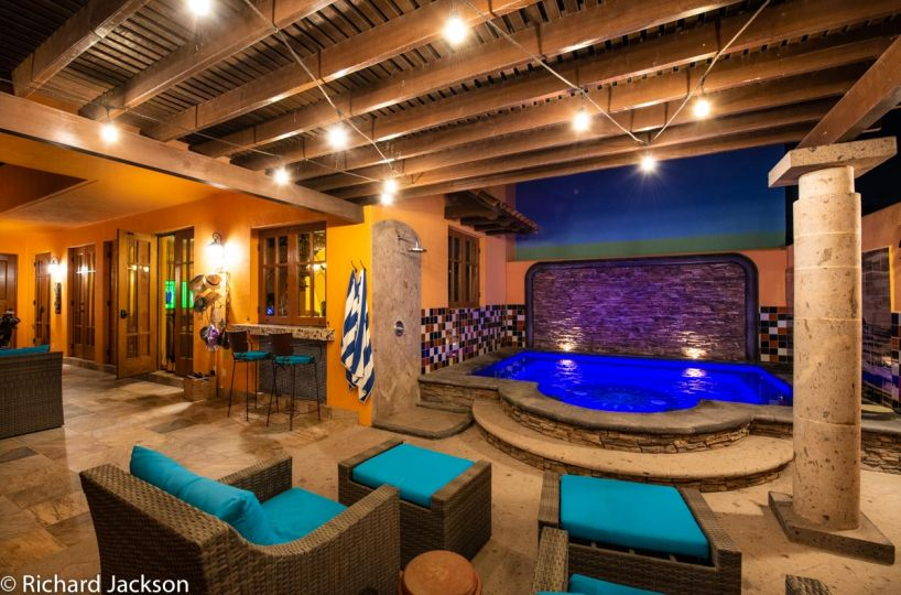 Loreto Bay Home with views and private pool: