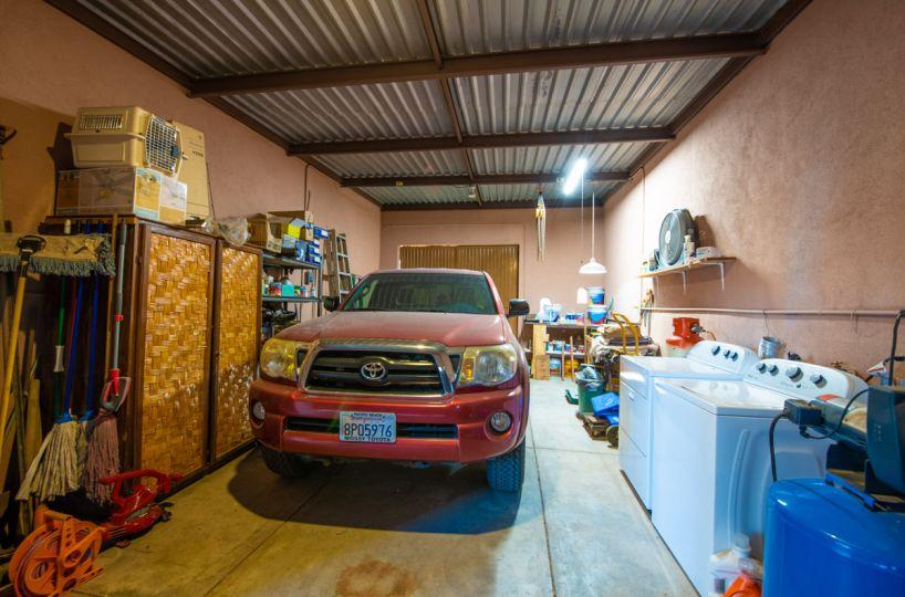 Beautifully restored four bedroom adobe home Garage