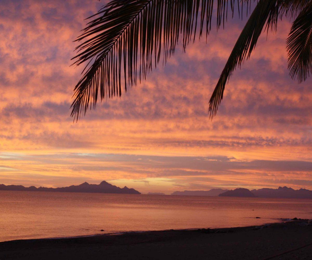 2 bed/2bath casa in private community: beautiful sea of cortes sunrises.